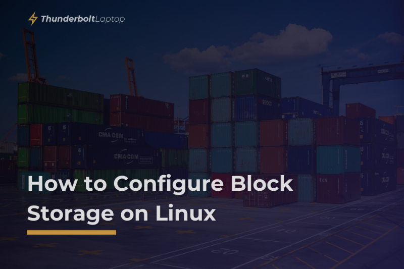 How to Configure Block Storage on Linux
