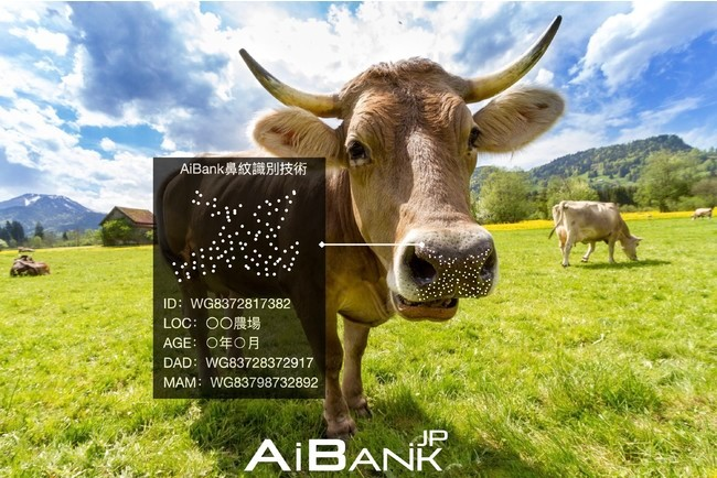 Cataloging that Luxurious Wagyu Cows Using AI-Scanned Noseprints